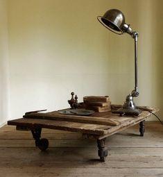 meble z odzysku - recycled furniture