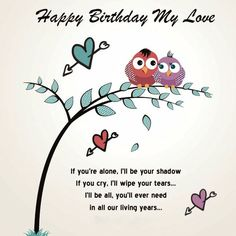 Happy Birthday Wallpaper For Love 3 650×650 Pixels