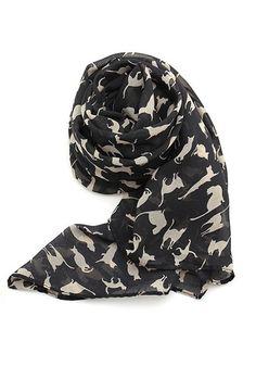 Accessories https://sincerelysweetboutique.com/accessories.html #accessory #accessories #jewelry | black cat print scarf