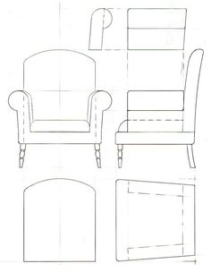 Chair miniature How To