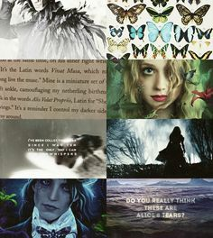 Splintered series by A.G. Howard. I can't wait for third book The Moth in the Mirror! It was a fabjous read! If you like Alice in wonderland as a kid, then this is a grown up version for you.