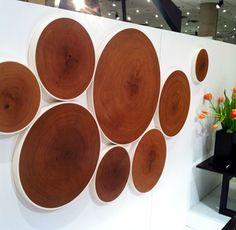 Tree stump wall art #wood