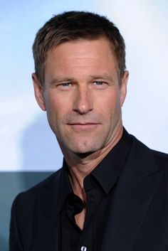 Aaron Eckhart | Aaron Eckhart Actor Aaron Eckhart arrives at the premiere of…