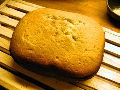 Cake uit de broodbakmachine