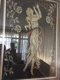 Tel kırma tablom Curtains, Home Decor, Blinds, Decoration Home, Room Decor, Draping, Home Interior Design, Picture Window Treatments, Home Decoration