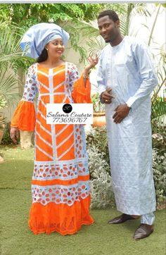 Beautiful Couple, Cover Up, Sari, African, Couples, Dresses, Fashion, African Dress, Lace