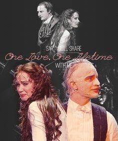 ramin karimloo and sierra boggess definitely win for the best Phantom of the Opera final lair scene