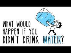 Τι θα συμβεί εάν δεν πίνεις νερὀ; 😀☀🌊💧🏖 #νερο #water #πινωνερο #drinkingwater #αφυδατωση #dehydration #TEDEd #BetterMeEU