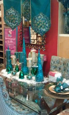 Table setting @ pier one imports