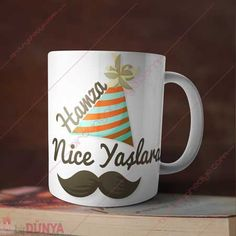 Kişiye özel olarak hazırlanan doğum günü isimli kupa bardağı sevdiklerinize hediye edebilirsiniz.