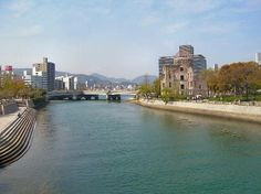 Hiroshima, Japan.  One of my favorite places to live.
