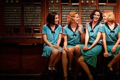 Netflix's Cable Girls (2017): Love, Revenge & Betrayal Put Friendships on the Line