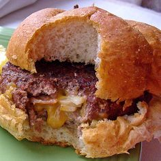 Grilled  Stuffed Bacon Cheeseburger http://www.smokedngrilled.com/grilled-stuffed-bacon-cheeseburger/