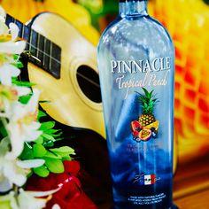 No time for a vacation? Transform your backyard into paradise! #pinnaclevodka