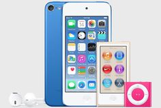 #Apple refreshes #iPod lineup with new colors and major upgrades to iPod touch http://yhoo.it/1CHWQHy