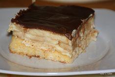 Bananenschnitten - sabo (tage) buch Cake & Co, Tiramisu, Tart, Ethnic Recipes, Food, Chef Recipes, Kuchen, Simple, Food Food