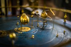The Orrery - The British Museum, London