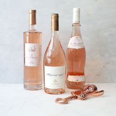 bows & sequins' favorite French rosé wines from Provence!