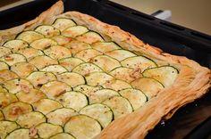 Cuketový koláč ~ Mangiare squisito ~ Foodblog