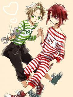 Usavich anime version Russian Anime, Art Periods, Cartoon As Anime, Manga News, Anime Version, Funny Cartoons, Image Boards, Anime Boys, Little Boys