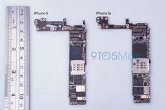 Nuevas imágenes del iPhone 6s muestran un NFC nuevo y chips mas pequeños - http://www.actualidadiphone.com/nuevas-imagenes-del-iphone-6s-muestran-un-nfc-nuevo-y-chips-mas-pequenos/