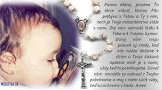 Modlitba k Panne Márii Amen, Prayers, Christian, Appliques, Bible, Riveting, Prayer, Beans, Christians