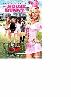 The-House-Bunny-Anna-Faris-Hugh-Hefner-Playboy-NEW-SEALED-DVD-FREE-S-amp-H-CONT-US