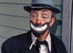 """Buster Keaton, from 1956's producers showcase """"The Lord don't play favorites."""""""