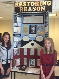 How to do a history fair project