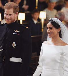 Love is in the air! La pareja real luce más enamorada que nunca ❤️ #RoyalWedding Sigue toda la cobertura en Glamour.mx