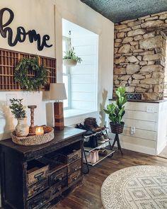 Rustic Farmhouse, Mirror, Frame, Furniture, Home Decor, Picture Frame, Decoration Home, Room Decor, Mirrors