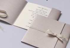 Wedding order of service booklet - simple and elegant. Classic Wedding Invitations, Wedding Invitation Cards, Wedding Stationery, Wedding Cards, Event Invitations, Invitations Online, Wedding Order, Wedding Announcements, Handmade Wedding
