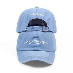 new design dad hats women men sea wave baseball cap high quality unisex  fashion dad hats new sports hats d989ec0e080e