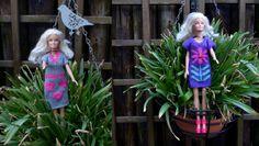 Barbie jurkjes, gemaakt in mei 2014