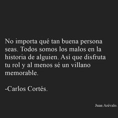 Se un villano memorable Favorite Quotes, Best Quotes, Love Quotes, Inspirational Quotes, Magic Quotes, Words Quotes, Sayings, This Is Your Life, Love Phrases