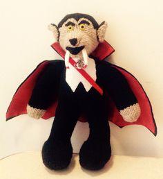 Dracula Bear
