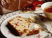 One of Betty's Best, this quick bread boasts cranberries and coarsely chopped nuts. What a flavor combination!