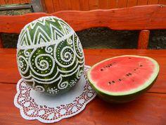 Malovaný meloun