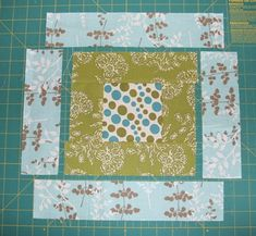 Remember this lovely little stack from my new favorite crap craft store? I sewed like a maniac and now its a quilt for my sweet sister in law's wedding gift. It was between making her a quilt or b…