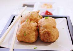 Bocaditos de merluza y salmón  http://www.thespanishfood.es/2012/03/bocaditos-de-merluza-y-salmon.html
