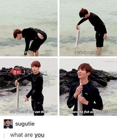 That's jungkook for ya