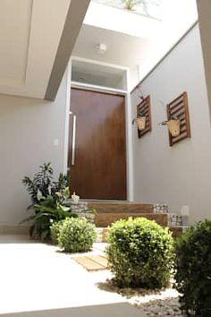 Essa casa simples e rústica vai te encantar! https://www.homify.com.br/livros_de_ideias/3247075
