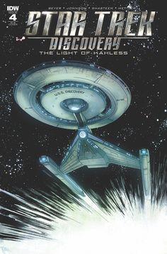 Star Trek: Discovery #4 Variant Cover