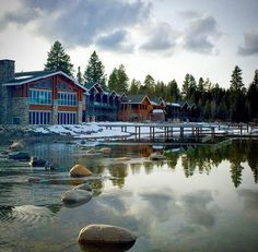 Shore Lodge ~ McCall #Idaho
