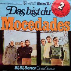 """""""Das bist du""""  Mocedades.  Spaniens bidrag ved Eurovision 1973."""