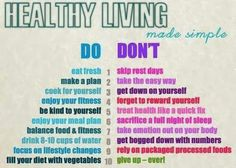 Healthy living made simple...
