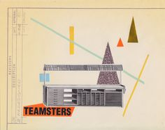 Teamsters Collage for Johalla Projects Benefit