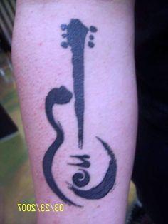 guitar-tattoos-designs.jpg (600×800)
