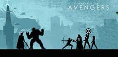 Avengers and Loki