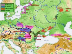 The following list describes various groups of Germans from Russia